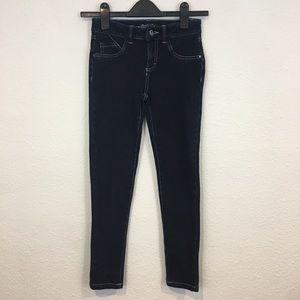 Girls Vanilla Star Jeans Adjustable Waistband
